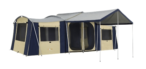 POLYESTER TENTS  sc 1 st  C&ing Gear Online : 3 room tent with screen porch - memphite.com